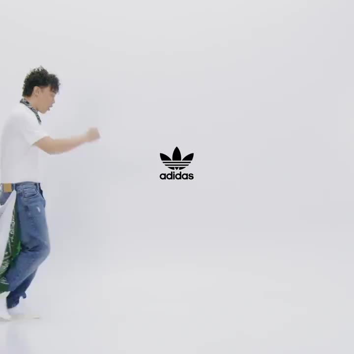 阿迪达斯Adidas RIVALRY LOW 三道杠男女复古休闲鞋EF8729